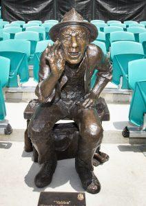 A tribute by Sydney Cricket of 'Yabba', Stephen Gascoigne.