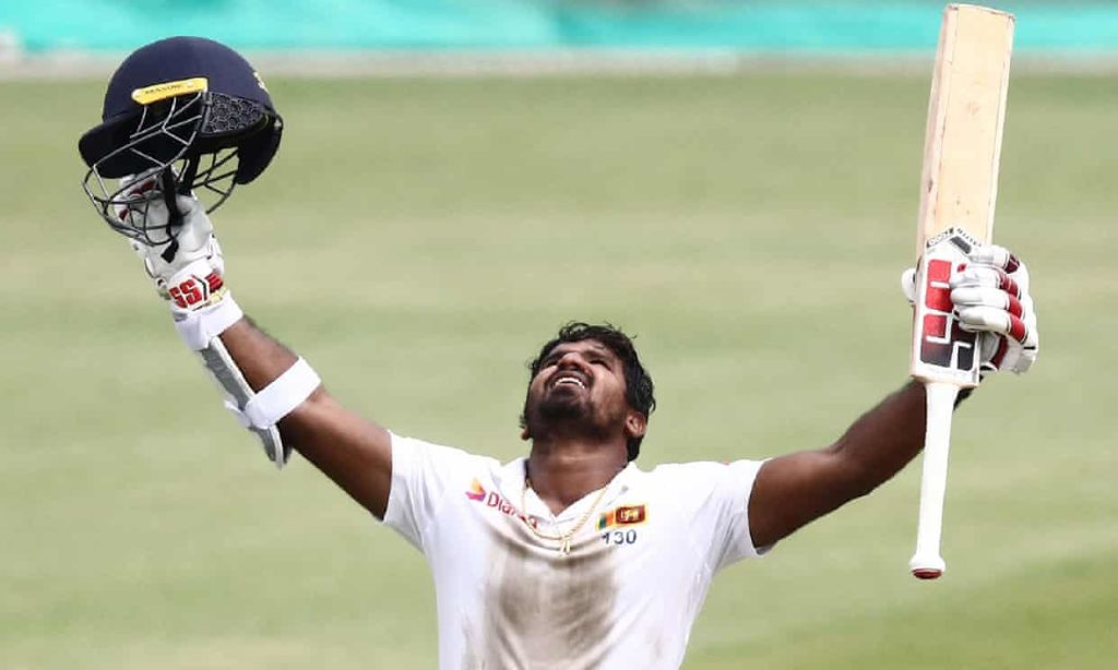 Sri Lanka in World Test Cricket Championship