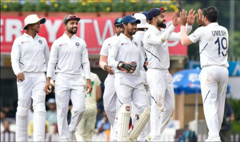 India - The front runners to make the 2021 World Test Championship final